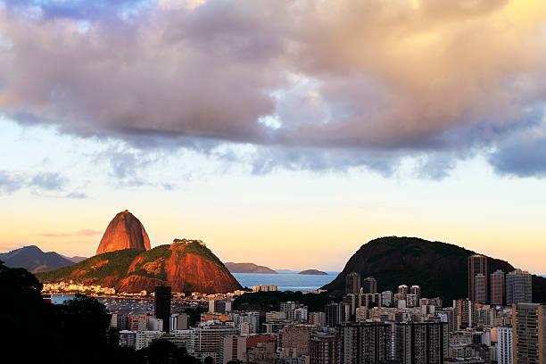 Sugarloaf and Botafogo district
