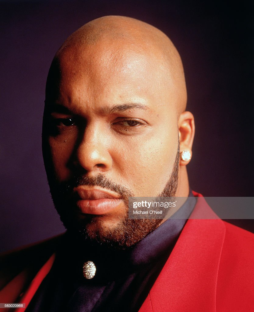 Suge Knight, NY Times Magazine, January 14, 1996 : ニュース写真
