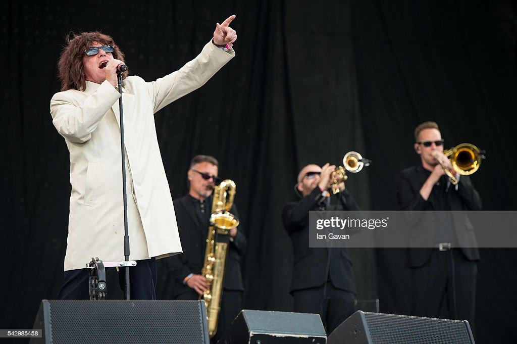 Glastonbury Festival 2016 - Day 2