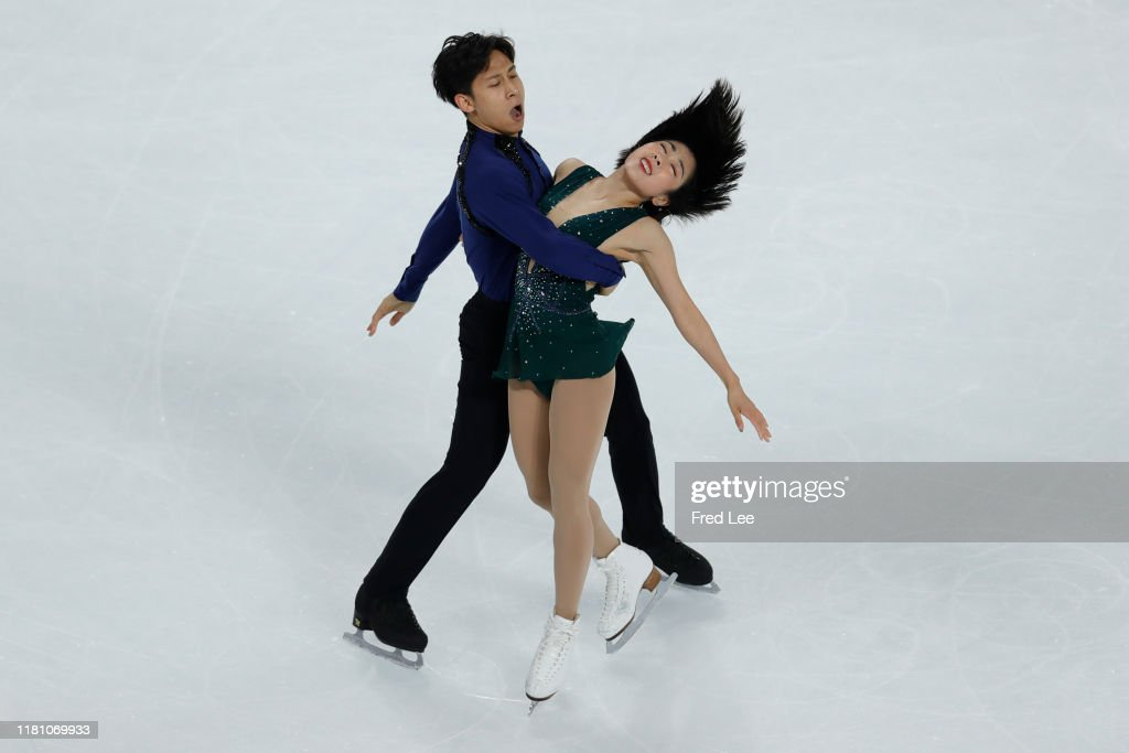 ISU Grand Prix Of Figure Skating - Cup Of China Day 2 : News Photo