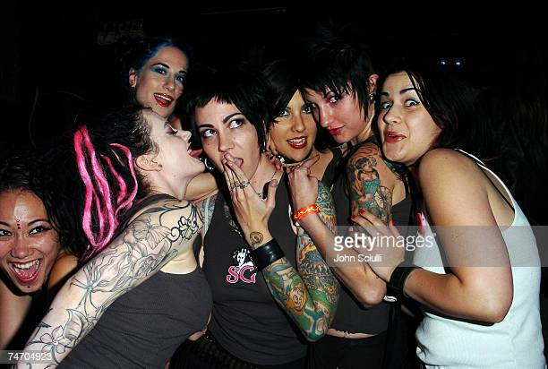 Suicide Girls at the Avalon Hollywood in Hollywood California