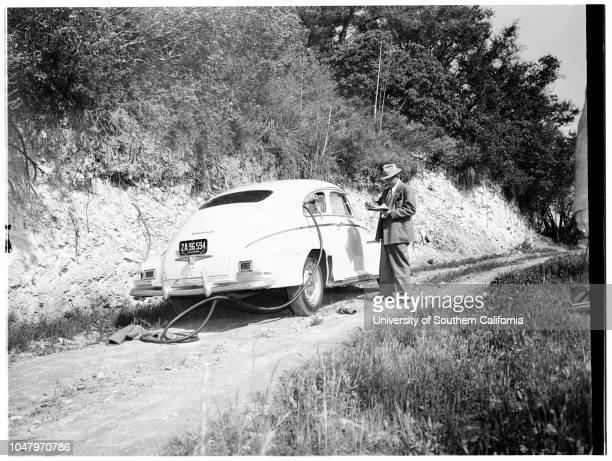 Suicidemonoxide April 27 1951 Edward Wilder Detective Sergeant Al OrtizMore descriptive information with originals