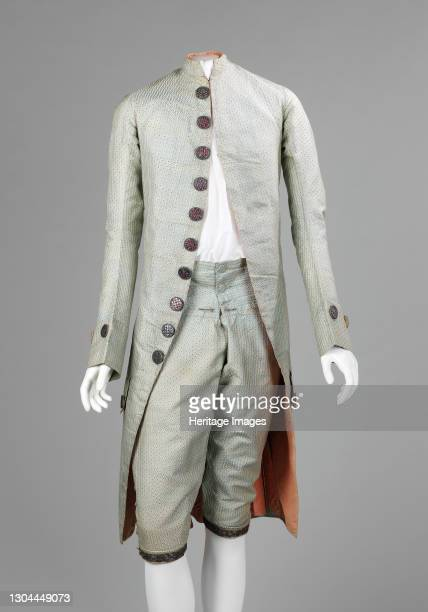 Suit, French, 1765-75. Artist Unknown.