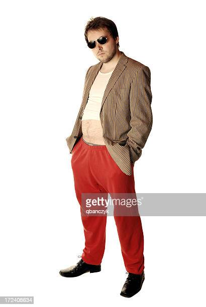 suit is not enough !!! - hillbilly stock pictures, royalty-free photos & images