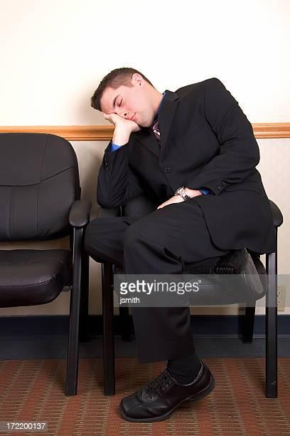 Suit Sleeper