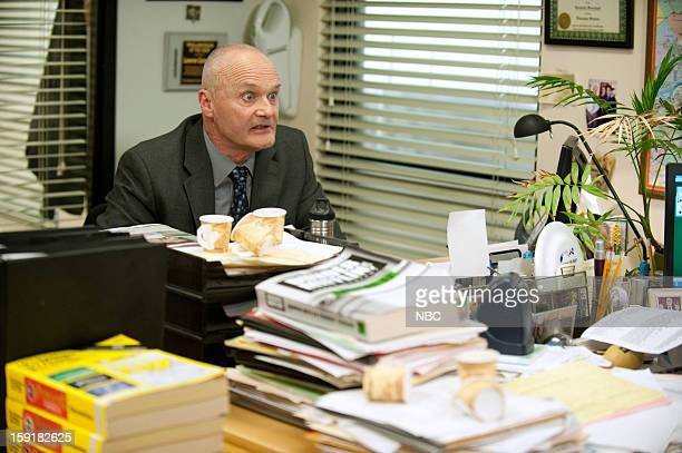 """Suit Warehouse"""" Episode 912 -- Pictured: Creed Bratton as Creed Bratton --"""