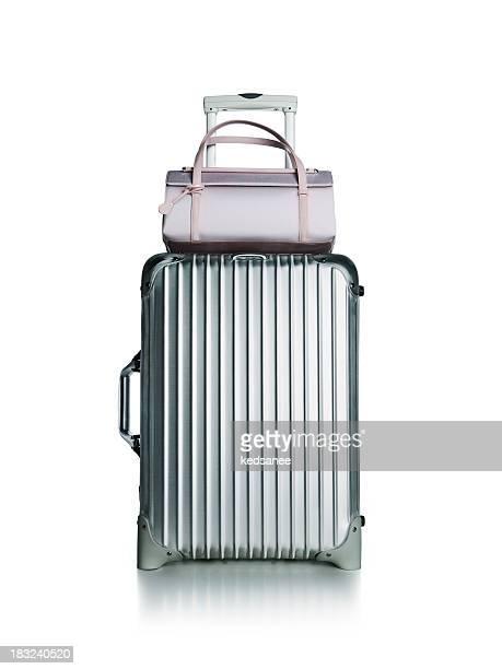 スーツケースのお荷物やバッグ