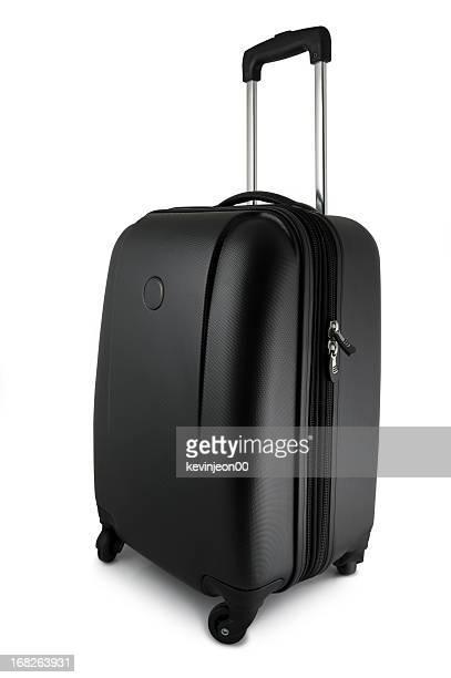 mala de rodinhas - bolsa preta - fotografias e filmes do acervo