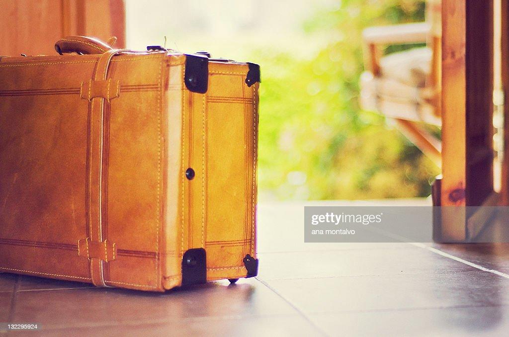 Suitcase : Stock Photo