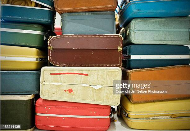 Suitcases (luggage)