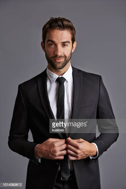 suited up and ready for business - suave stock pictures, royalty-free photos & images