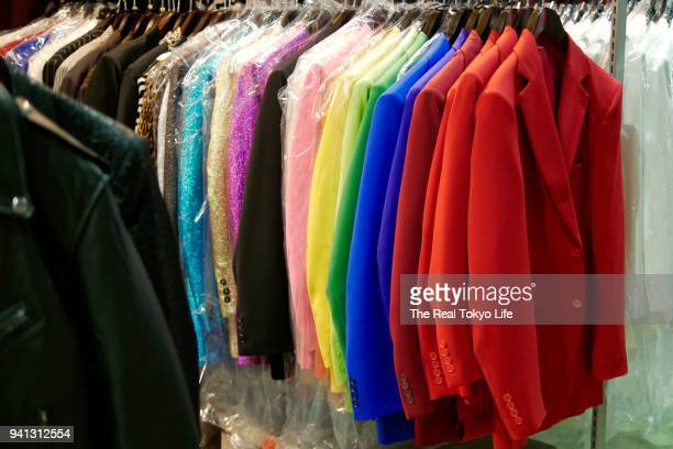 suits - multi colored suit stock photos and pictures