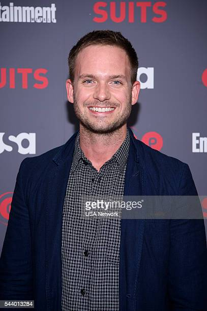 SUITS Suits/Entertainment Weekly Season 6 Premiere Screening Pictured Patrick J Adams