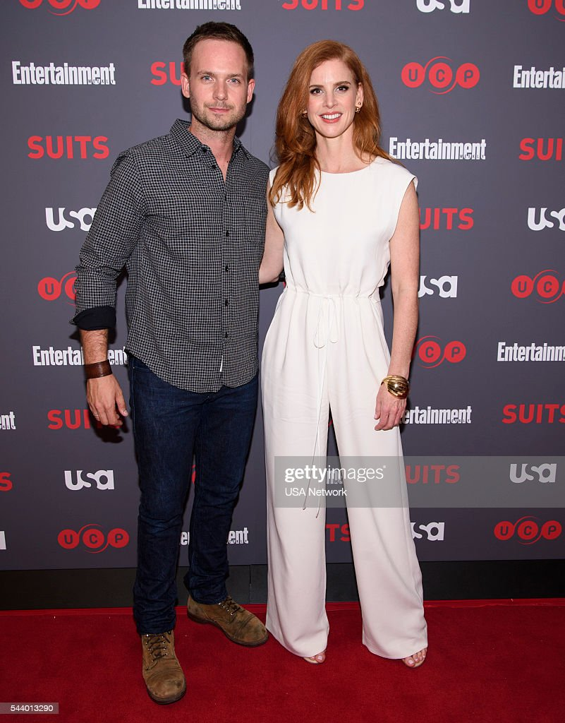 "USA Network's ""Entertainment Weekly Suits Season 6 Premiere Screening"" - Event"