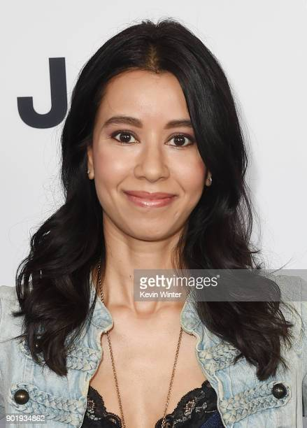Sujata Day attends the Film Independent Spirit Awards Nominee Brunch at BOA Steakhouse on January 6 2018 in West Hollywood California