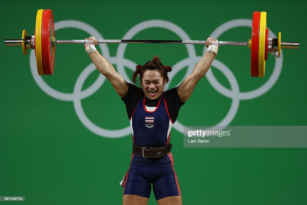 Weightlifting - Olympics: Day 3 : News Photo