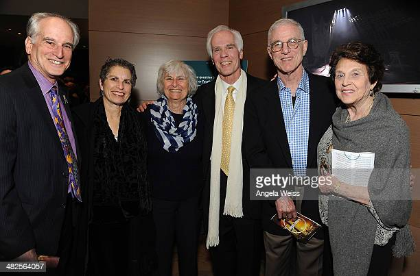 Sukey and Gil Garcetti and guests attend the opening night of Midsummer Night's Dream from the creators of The Tony AwardWinning hit War Horse at The...