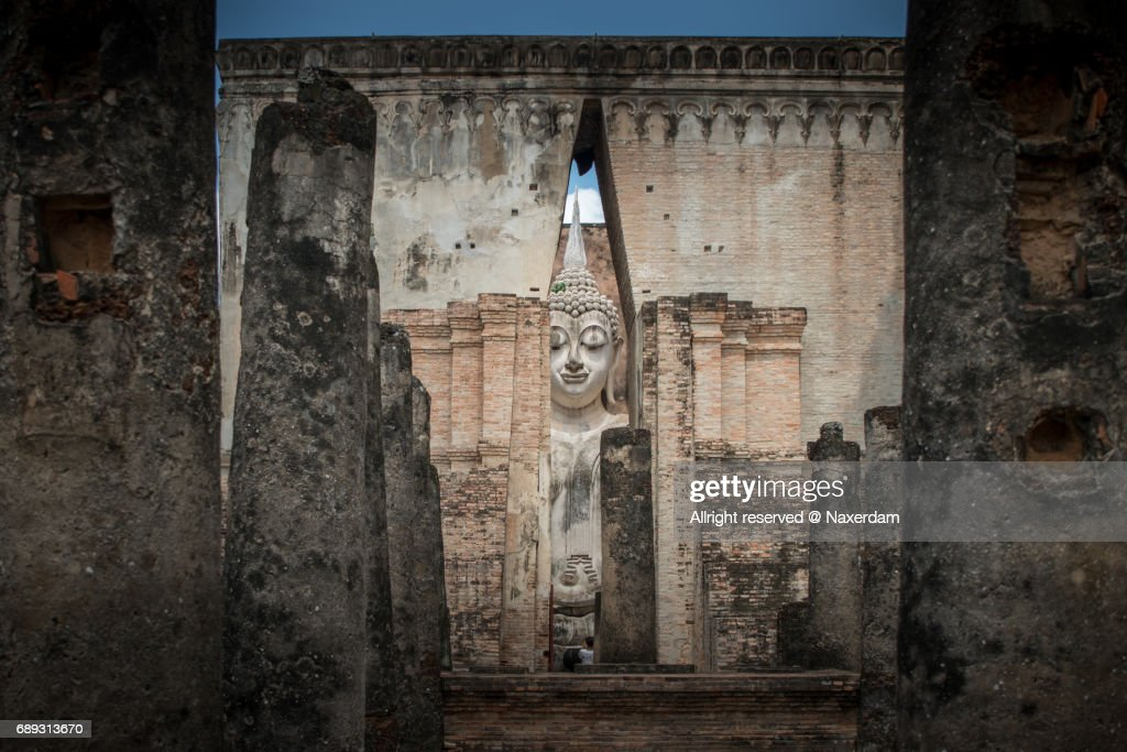 Sukhothai heritage : Stock Photo
