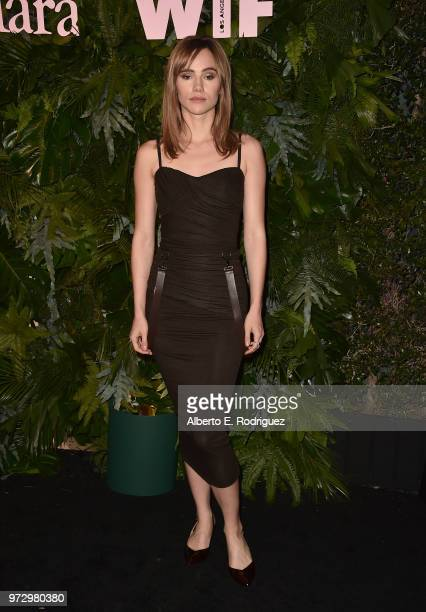 Suki Waterhouse attends Max Mara Women In Film Face of the Future at Chateau Marmont on June 12 2018 in Los Angeles California