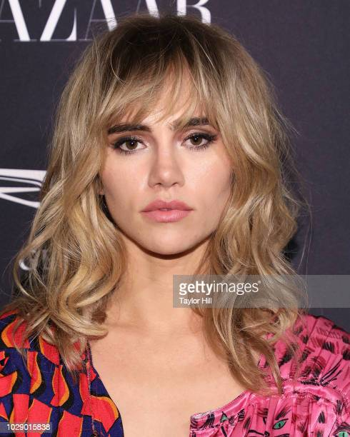 Suki Waterhouse attends the 2018 Harper's BAZAAR ICONS Party at The Plaza Hotel on September 7, 2018 in New York City.