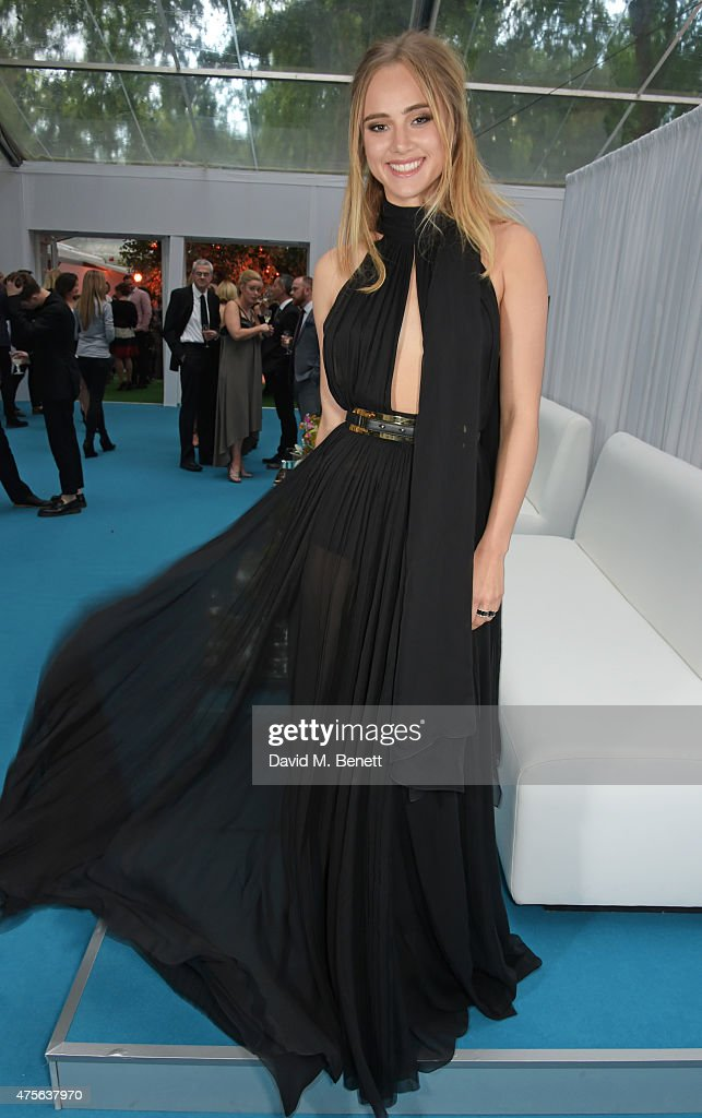 Suki Waterhouse attends the Glamour Women Of The Year awards at Berkeley Square Gardens on June 2, 2015 in London, England.