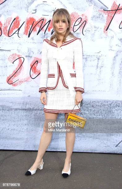 Heather Kerzner attends the Serpentine Gallery Summer Party at The Serpentine Gallery on June 19 2018 in London England