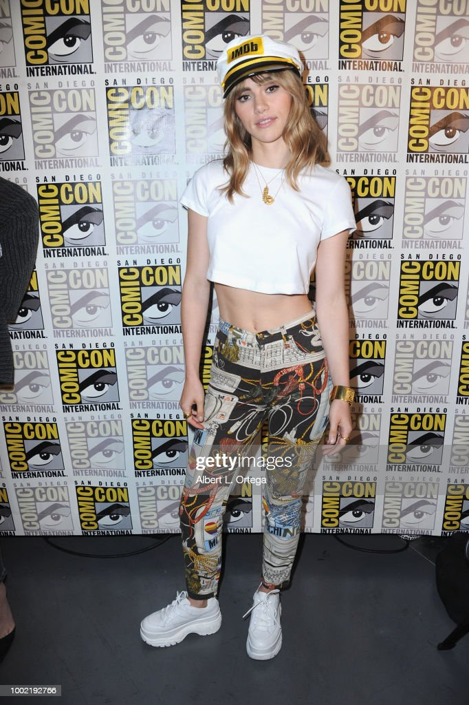 Comic-Con International 2018 - Assassination Nation Panel with Cast and the Russo Brothers : News Photo
