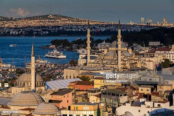 Suleymaniye Mosque & the Golden Horn