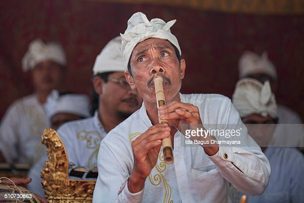 A suling or Seruling is an Indonesian bamboo ring flute It is used in gamelan ensembles