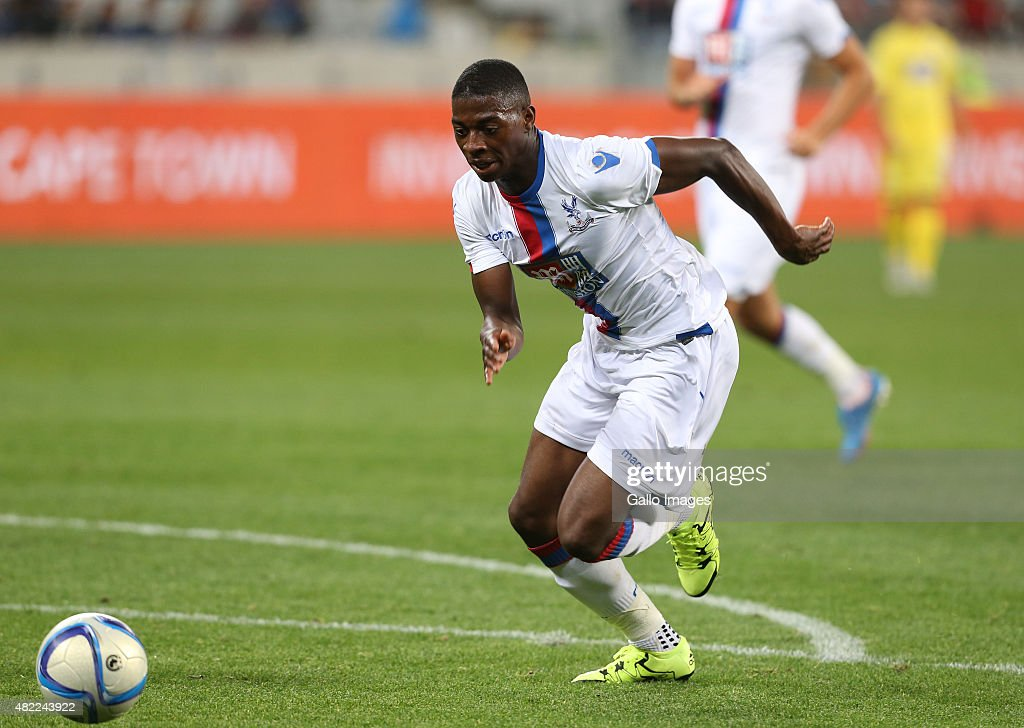 2015 Cape Town Cup: SuperSport United v Crystal Palace : News Photo