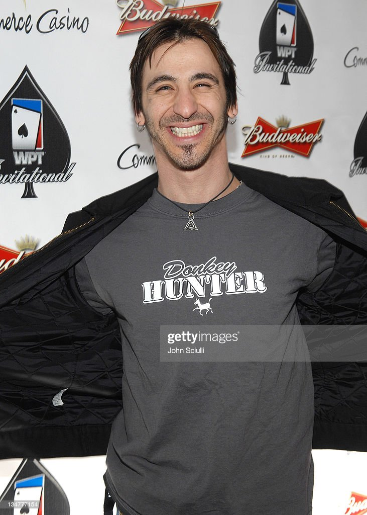 2007 World Poker Tour Celebrity Invitational - Red Carpet
