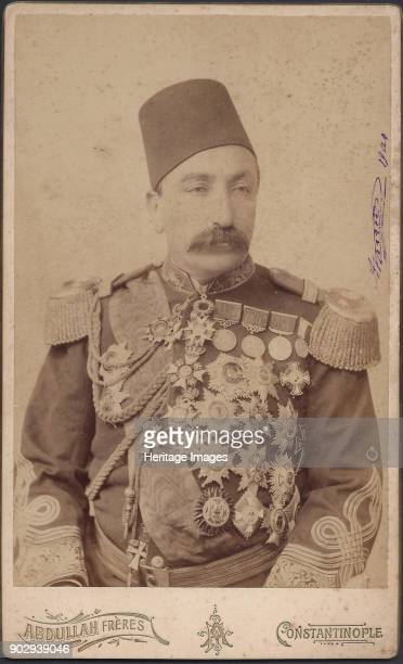 Sultan Abdülhamid II Emperor of the Ottomans Caliph of the Faithful Private Collection