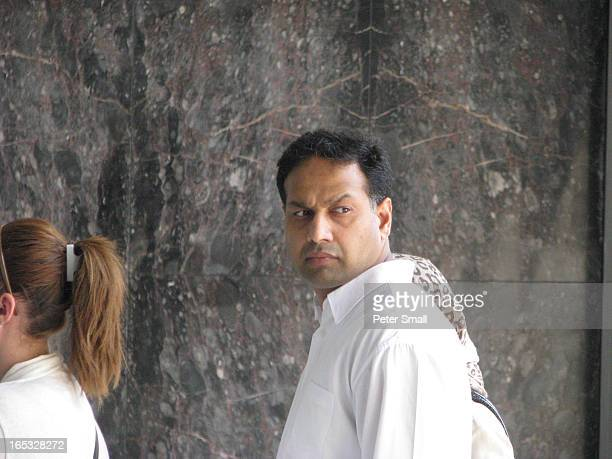 Sultan Ahmed enters Ontario Superior Court on University Ave on Tuesday May 22 2012 before his trial begins for Aggravated Assault causing bodily...