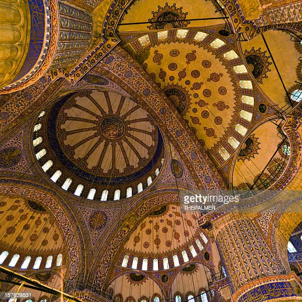 Sultan Ahmed Mosque ceiling