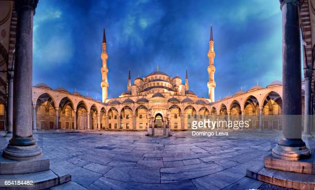 Sultan Ahmed Mosque, Islanbul, Turkey