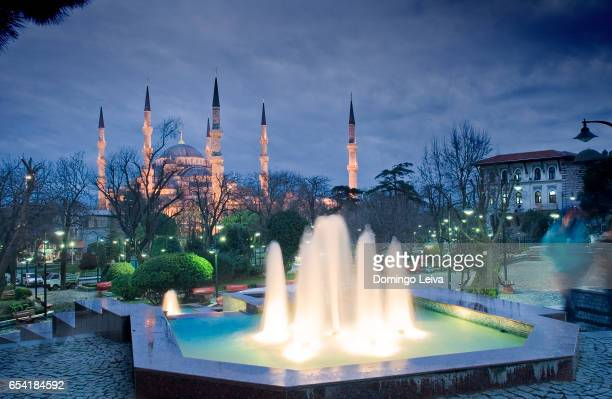 Sultan Ahmed Mosque, Islanbul, Turkey