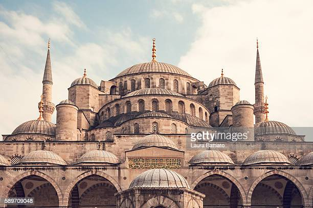 Sultan Ahmed Mosque (Blue Mosque), Istanbul, Turkey - Sultan Ahmet Camii