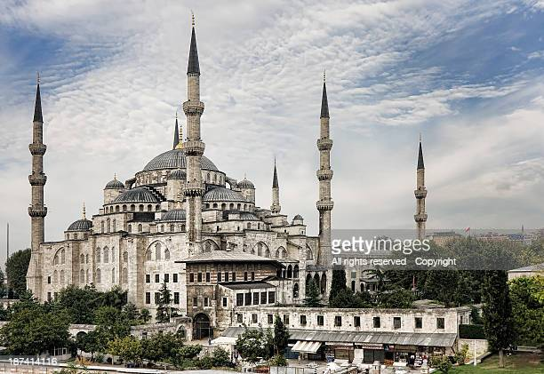 Sultan Ahmed Mosque. Sultanahmed Camii (Istanbul)