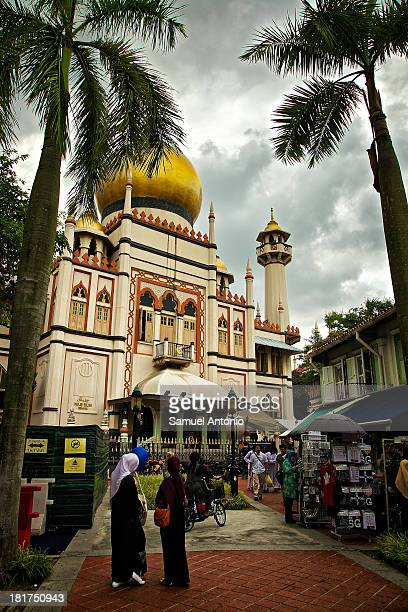 Sultan mosque, also known as Masjid Sultan, located along Arab Street in the Kampong Glam area is the traditional heart of Singaporean Muslim life....