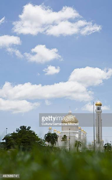 Sultan Omar Ali Saifuddin mosque, Bandar Seri Bagawan, Brunei