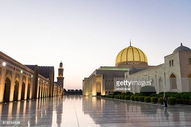sultan qaboos grand mosque in muscat - muscat governorate stock pictures, royalty-free photos & images
