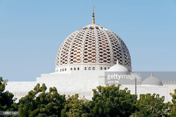 sultan qaboos grand mosque. - qaboos bin said al said stock pictures, royalty-free photos & images