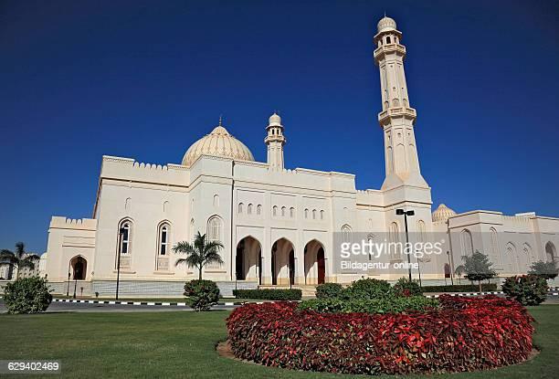 Sultan Qaboos Moschee Friday mosque Salalah Oman