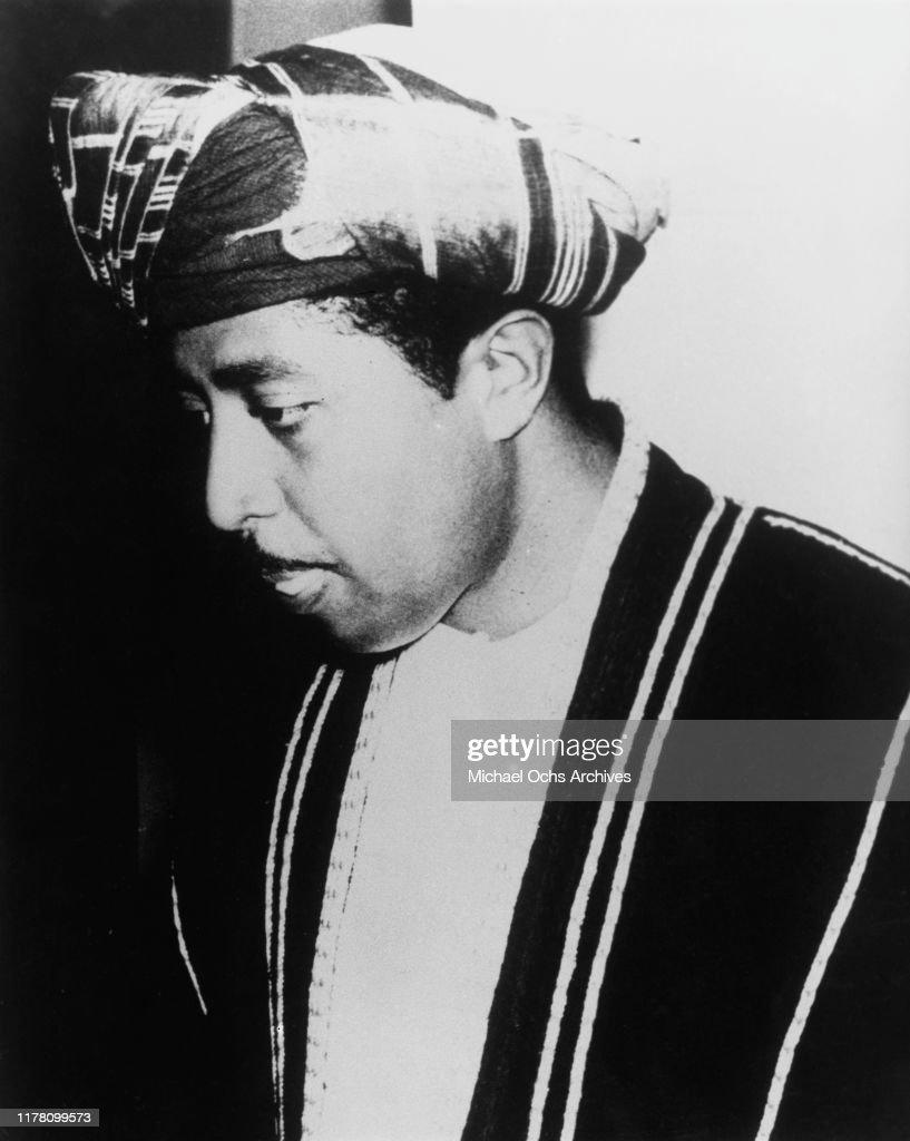 Sultan Of Zanzibar : Photo d'actualité