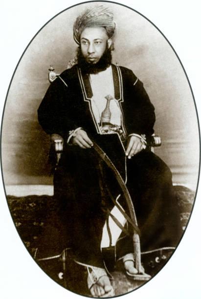 sultan Seyyid Hamed bin Thuwain in Zanzibar Tanzania