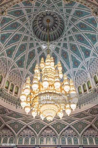 Sultan Taboos Grand mosque