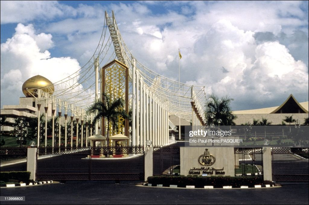 Sultanat de brunei In Brunei Darussalam In 1998- : News Photo