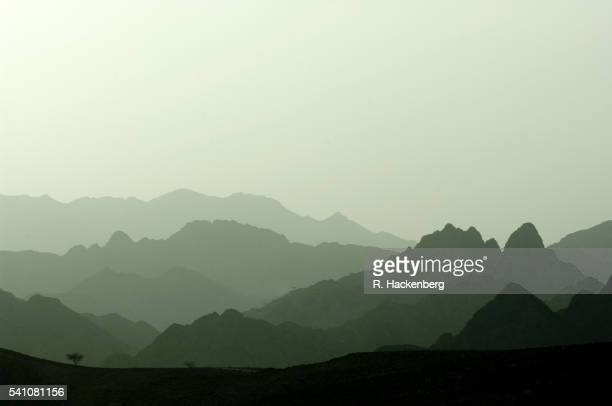 Sultanate of Oman, Hajar-Mountains