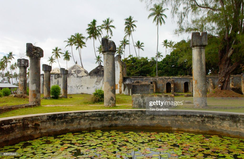 Sultans Palace Zanzibar : Photo d'actualité