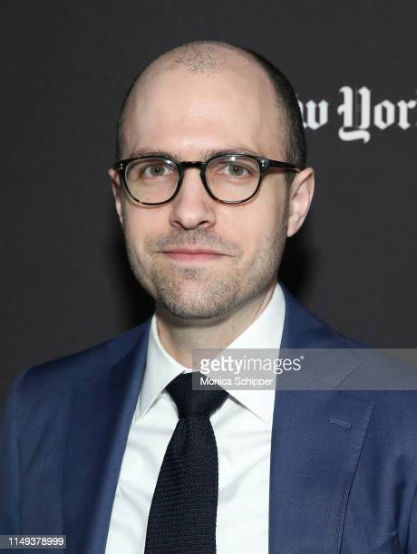 A G Sulzberger attends The Weekly New York Premiere at Florence Gould Hall Theater on May 15 2019 in New York City